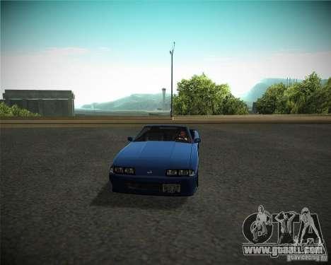 ENBSeries by Sashka911 v4 for GTA San Andreas ninth screenshot