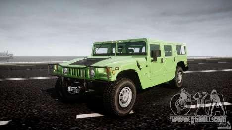 Hummer H1 for GTA 4