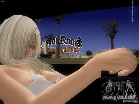 Eloras Realistic Graphics Edit for GTA San Andreas sixth screenshot