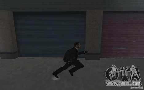 Animation of GTA IV v 2.0 for GTA San Andreas second screenshot