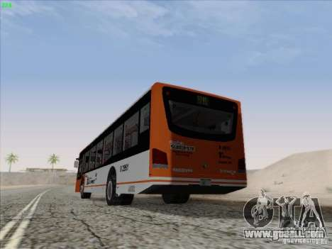 Design X4 for GTA San Andreas back left view