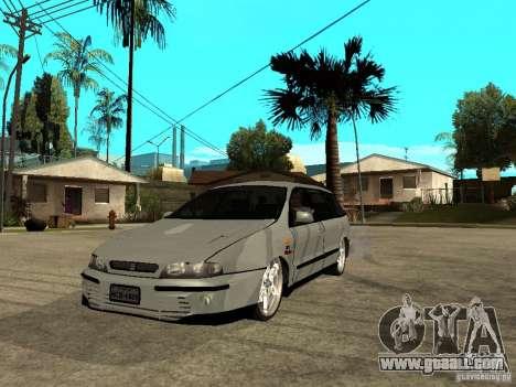 Fiat Marea Weekend for GTA San Andreas
