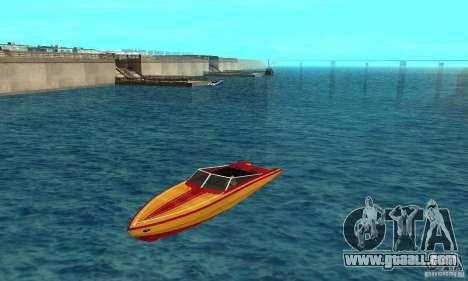 GTAIV Jetmax for GTA San Andreas