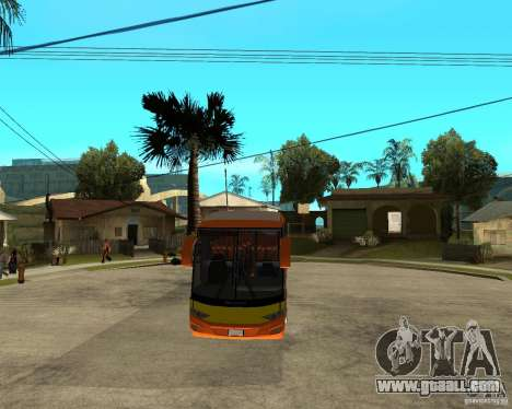 City Express Malaysian Bus for GTA San Andreas