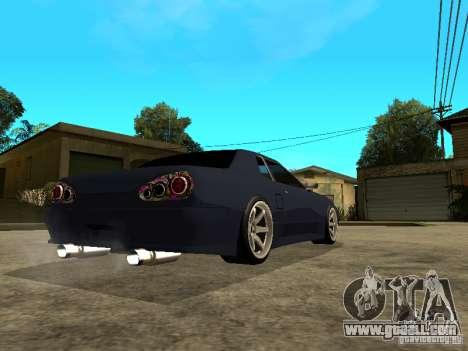 Elegy JDM for GTA San Andreas left view