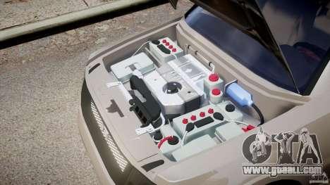 Mitsubishi Pajero Wagon for GTA 4 inner view