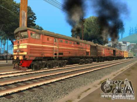 3TÈ10M-1199 for GTA San Andreas