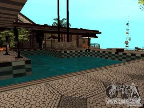 Reteksturirovannyj House CJeâ V1 for GTA San Andreas