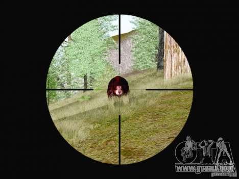 Hunting Mod for GTA San Andreas third screenshot