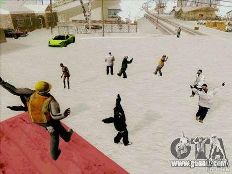 Harlem Shake for GTA San Andreas