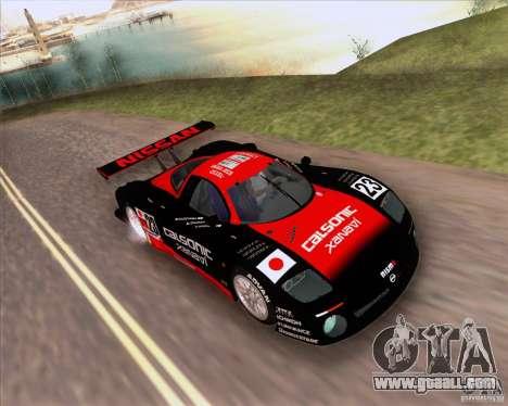 HQ Realistic World v2.0 for GTA San Andreas seventh screenshot