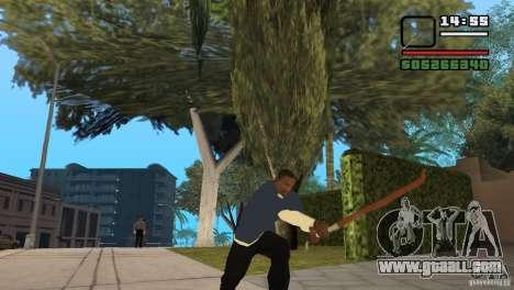 Scrap for GTA San Andreas forth screenshot