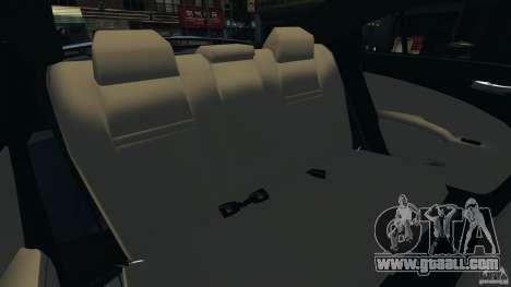 Dodge Charger SRT8 2012 v2.0 for GTA 4 side view
