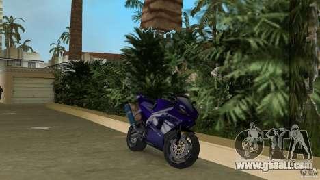 Yamaha YZF R1 for GTA Vice City