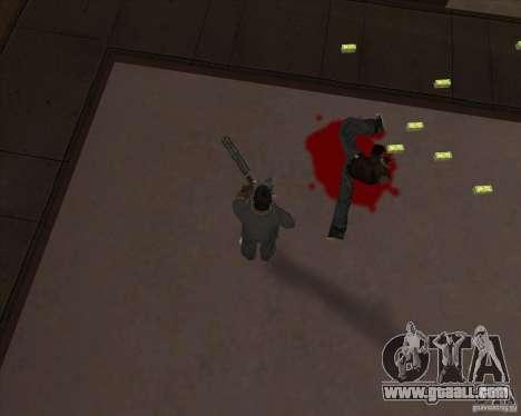 Real Ragdoll Mod Update 02.11.11 for GTA San Andreas third screenshot