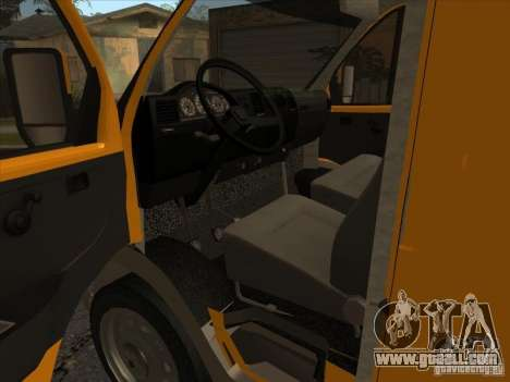GAZ 22171 Sable for GTA San Andreas right view