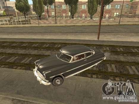 Hudson Hornet 1952 for GTA San Andreas side view