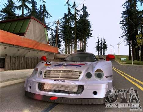HQ Realistic World v2.0 for GTA San Andreas sixth screenshot