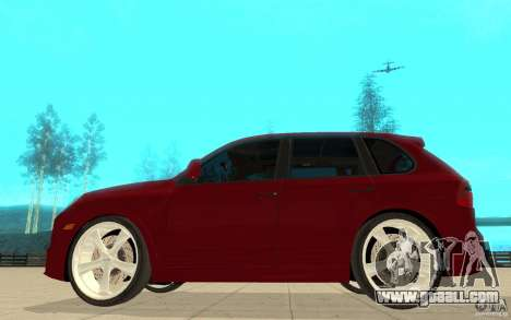 FlyingWheels Pack V2.0 for GTA San Andreas third screenshot