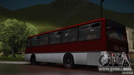 IKARUS 255.01 for GTA San Andreas left view