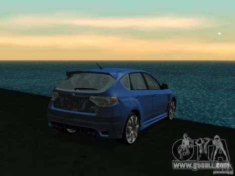 GFX Mod for GTA San Andreas fifth screenshot