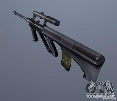 CS Guns Beta 1B for GTA San Andreas