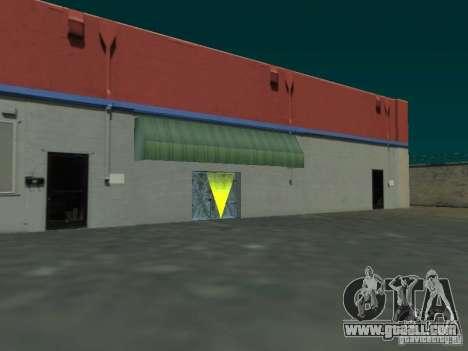 Home invasion for GTA San Andreas third screenshot