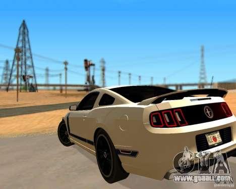 Real World ENBSeries v3.0 for GTA San Andreas sixth screenshot