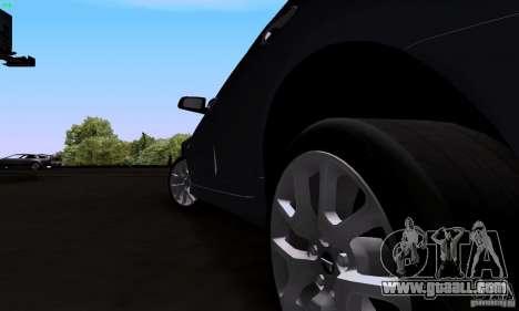 Pontiac G8 GXP for GTA San Andreas back view