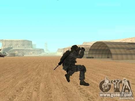 Animations v1.0 for GTA San Andreas forth screenshot