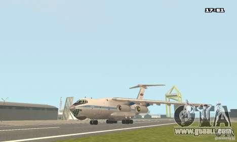 Ilyushin Il-76 MD for GTA San Andreas