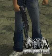 Max Payne 2 Weapons Pack v2 for GTA Vice City third screenshot