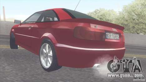 Audi S2 for GTA San Andreas right view