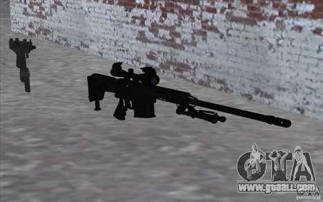 M98B for GTA San Andreas third screenshot
