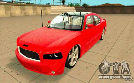Dodge Charger RT 2010 for GTA San Andreas