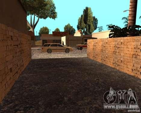New Ghetto for GTA San Andreas