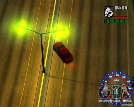 New effects for GTA San Andreas eighth screenshot