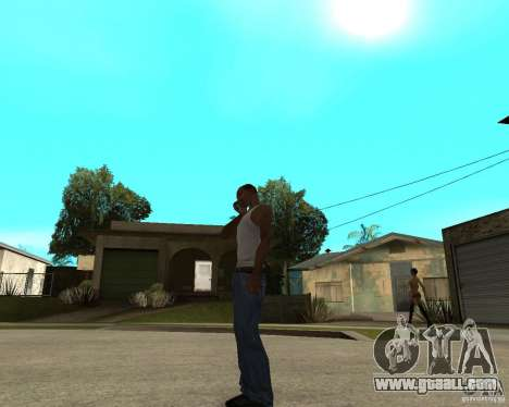 Nokia N97 for GTA San Andreas fifth screenshot