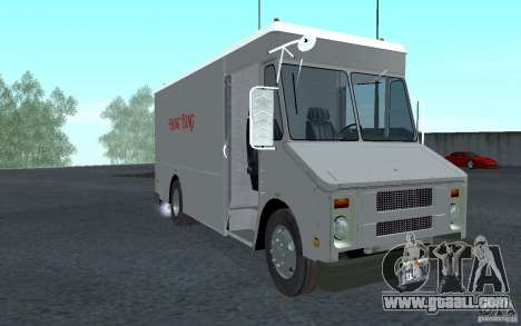 Chevrolet Step Van 30 (1988) for GTA San Andreas
