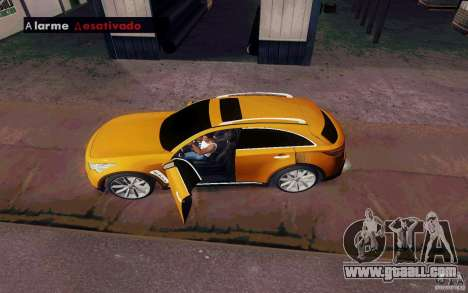 Alarme Mod v4.5 for GTA San Andreas seventh screenshot