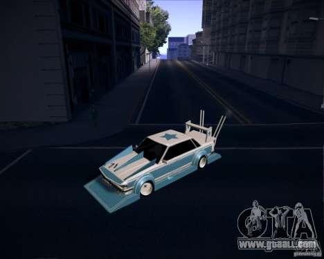 Toyota Cresta GX71 Bosozoku for GTA San Andreas