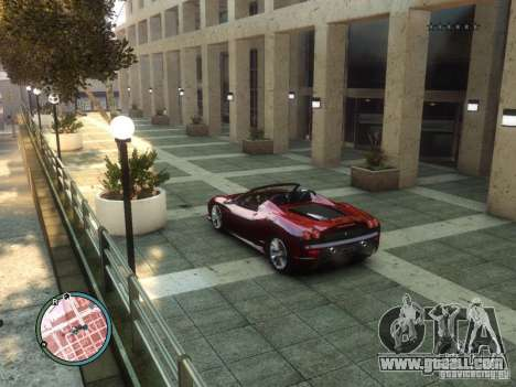 ENBSeries 0.079 SORA for GTA 4 second screenshot