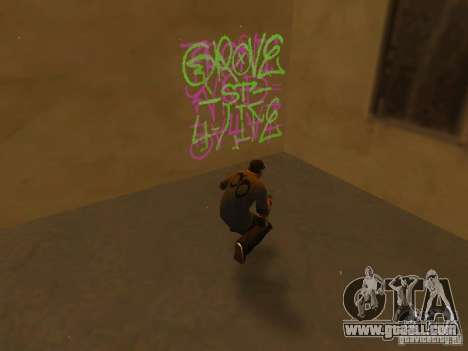 Bombing Mod by Empty v3.0 for GTA San Andreas second screenshot