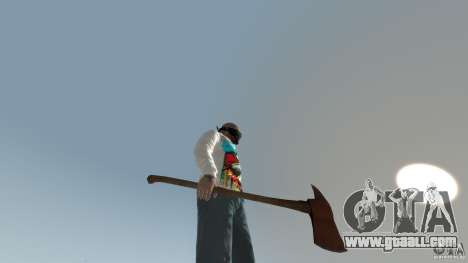 Accetta da pompiere for GTA 4 second screenshot