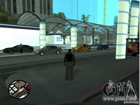 Doherty Plaza-new Dorothy for GTA San Andreas second screenshot