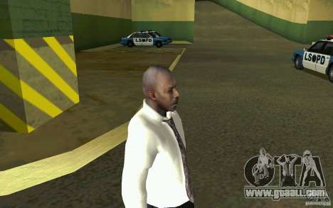 Civilian HD for GTA San Andreas forth screenshot