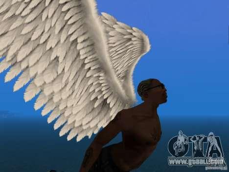 Wings for GTA San Andreas forth screenshot