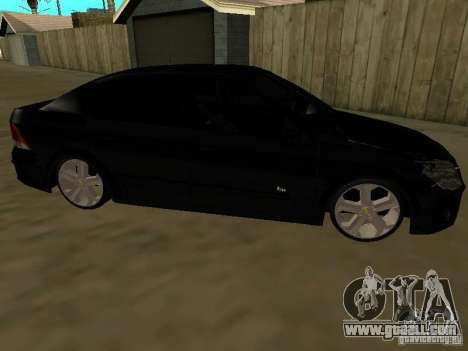 Chevrolet Vectra Elite 2.0 for GTA San Andreas left view