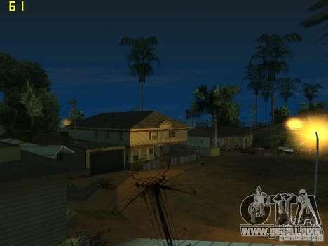GTA SA IV Los Santos Re-Textured Ciy for GTA San Andreas fifth screenshot