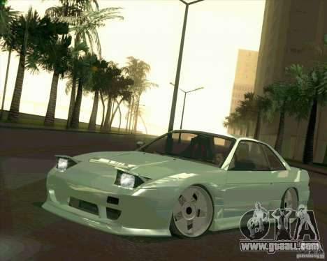 Nissan 240SX (S13) for GTA San Andreas